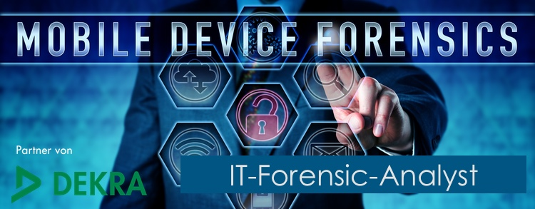 IT-Forensic-Analyst Mobile Device